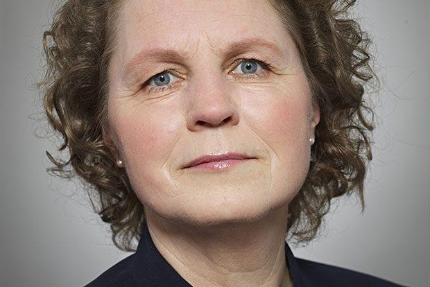 Iris Raether-Lordieck. Foto: Götz Schleser