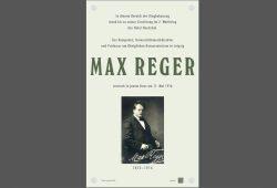 So soll die Gedenktafel für Max Reger aussehen. Foto: Stadt Leipzig