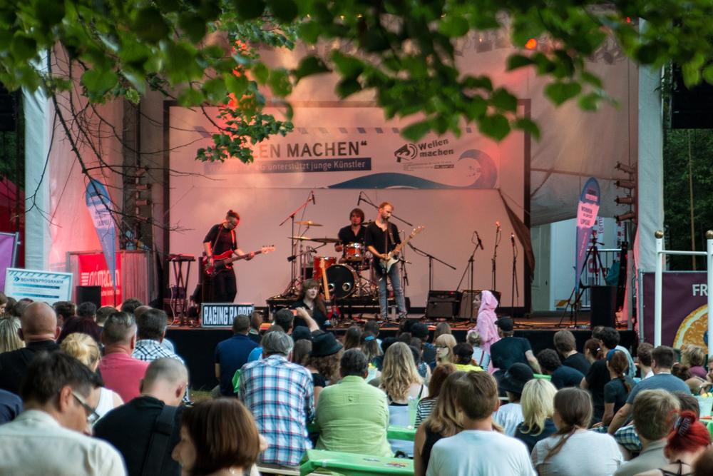 Lipsia-Bandwettbewerb. Foto: Ronny Grosse