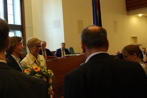 Der neue Thomaskantor heißt Gotthold Schwarz und wurde mit großer Mehrheit ins Amt gewählt. Foto: L-IZ.de