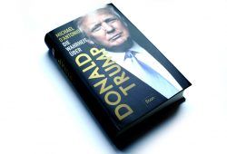 Michael D'Antonio: Die Wahrheit über Donald Trump. Foto: Ralf Julke