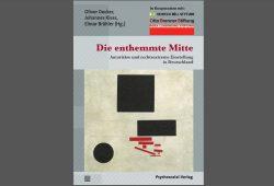Die neue Studie: Die enthemmte Mitte. Cover: Psychosozial Verlag