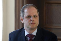 Geschäftsführender Intendant des Bachfestes Alexander Steinhilber. Foto: Alexander Böhm