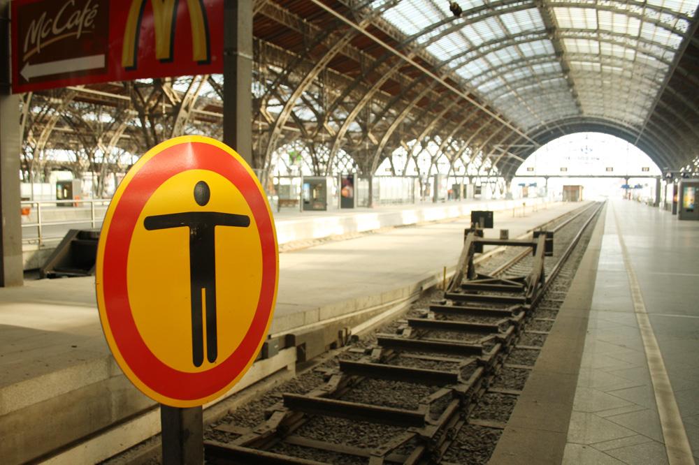 Sollte jetzt eigentlich nicht passieren, dass Zugangebote gestrichen werden. Foto: Ralf Julke