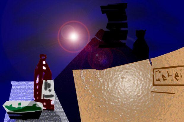 Und nur der Mond schaut zu? Grafik: L-IZ