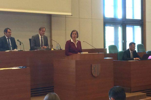 Skadi Jennicke erneut gewählt. Foto: L-IZ.de