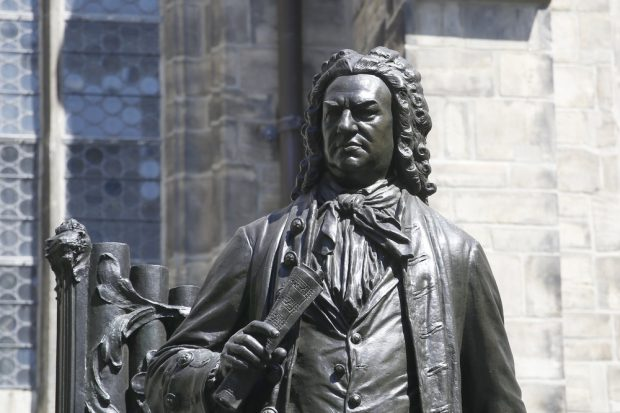 Johann Sebastian Bach. Foto: Alexander Böhm