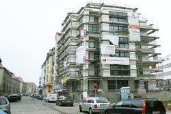 Wohnungsbau in der Kochstraße in Connewitz. Foto: Ralf Julke