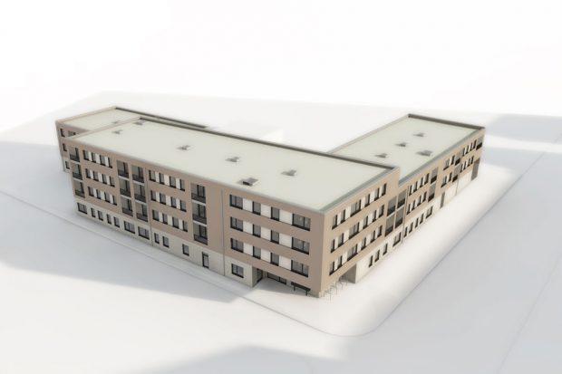 Visualisierung: S&P Ingenieure und Architekten