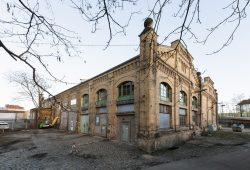 Aus einem alten Heizkraftwerk wurde einer neuer Ort für Kunst und Wissenschaft. Foto: Kunstkraftwerk