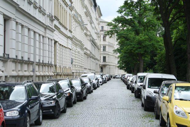 Schön citynah: die Lampestraße. Foto: Ralf Julke