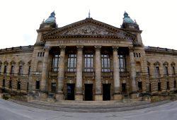 Bundesverwaltungsgericht. Foto: Alexander Böhm