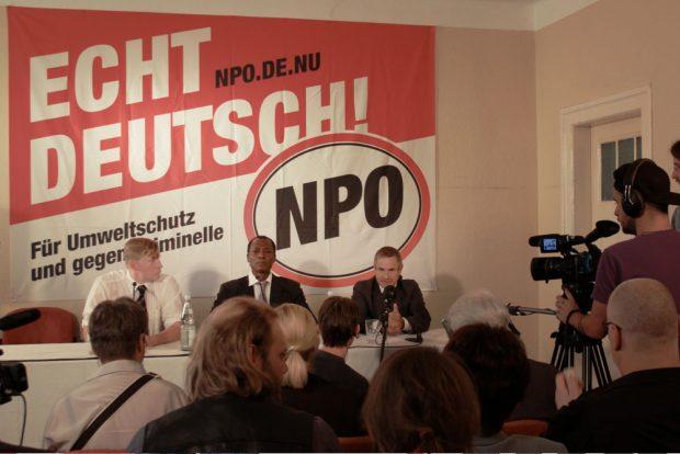 Der neue Integrationsbeauftragte der NPO. Foto: Patrick Meischner