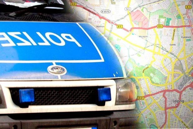 In Leipzig ist PreCops jetzt im Testeinsatz. Montage: L-IZ