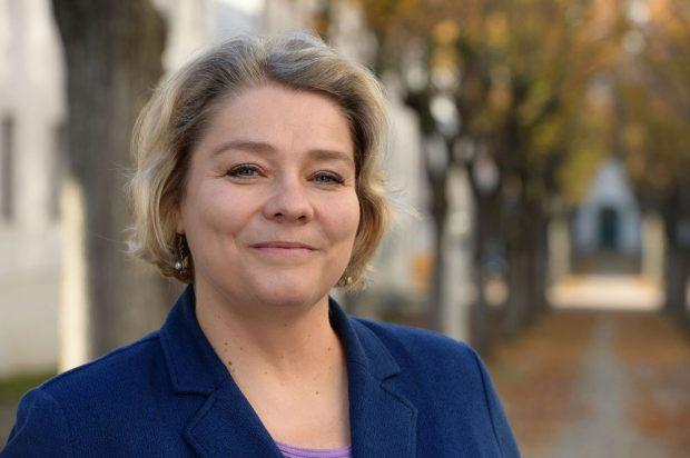Dr. Birgit Reißig. Foto: DJI