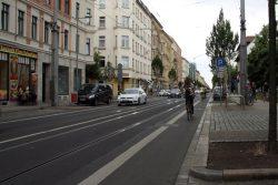 Die Oberfläche am 28. Juni 2016: Alltag auf der Eisenbahnstraße. Foto: L-IZ.de