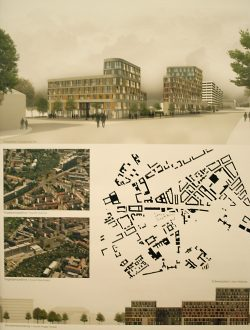 Der Siegerentwurf von Homuth Architekten. Repro: L-IZ