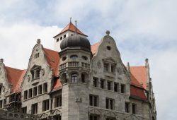 Das Stadthaus, in dem sich derzeit noch das Bürgeramt befindet. Foto: Ralf Julke
