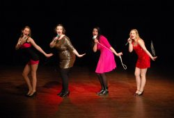 Theaterakademie Musical. Foto: Theaterakademie Sachsen
