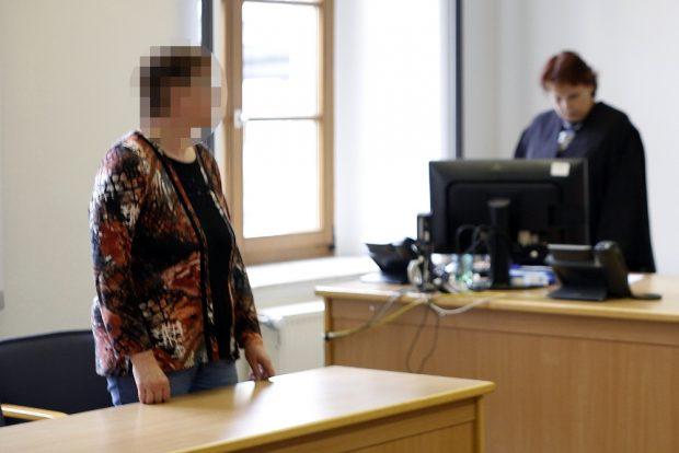 Wegen einer Äußerung bei Facebook steht Marion O. vor Gericht. Foto: Alexander Böhm