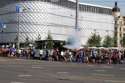 2013 Die GSO auf dem Innenstadtring. Foto: L-IZ.de