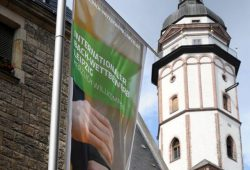 Int. Bach-Wettbewerb Leipzig. Foto: Gert Mothes