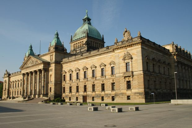Das Bundesverwaltungsgericht in Leipzig. Foto: Ralf Julke