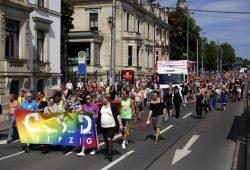 Christopher Street Day 2016. Foto: Alexander Böhm