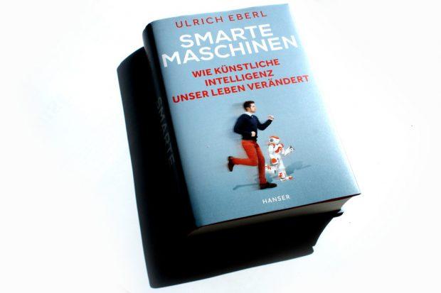 Ulrich Eberl: Smarte Maschinen. Foto: Ralf Julke