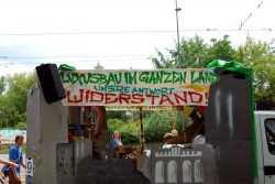 Widerstand gegen Gentrifizierung. Foto: L-IZ.de