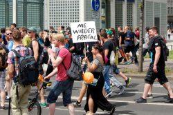 Nie wieder Freital. Foto: L-IZ.de
