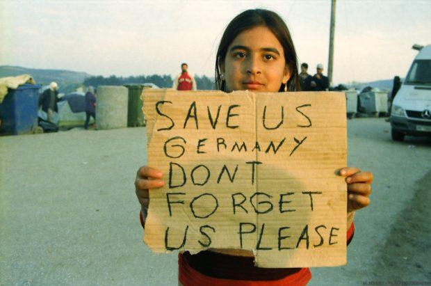 Don't forget us please. Foto: Maximilian Schulz