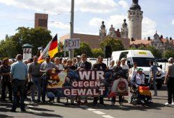 Legida will erstmals seit Anfang Juli wieder demonstrieren. Foto: L-IZ.de