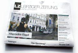 LZ Nr. 33: Abgerockte Engel. Foto: L-IZ