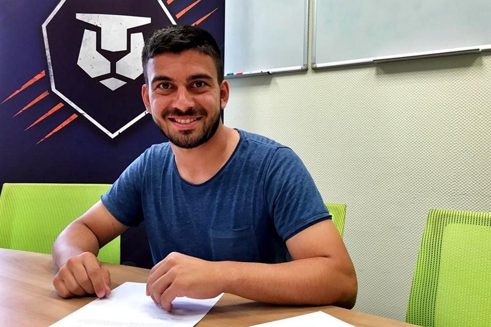 Neu beim FC International: Der Ex-Dortmunder Ogün Gümüstas. Foto: FC International