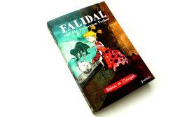 Rainer M. Osinger: Falidal und die verlorenen Farben. Foto: Ralf Julke