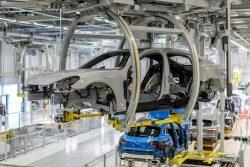 Panamera G2 Vorserienfahrzeug in der Montage am 14.04.2016 Foto: Porsche Leipzig GmbH