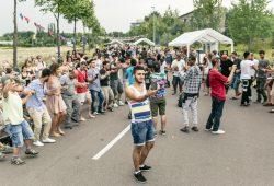 Penckstraßenfest 2015. Foto: Birk Possecker