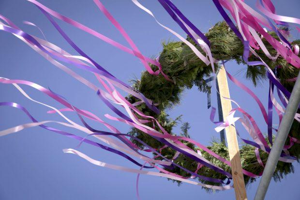 Richtfest. Foto: IG BAU, Tobias Seifert