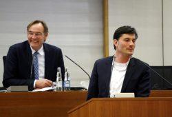 Bürgermeister Heiko Rosenthal am Rednerpult im Stadtrat. Archivfoto: L-IZ