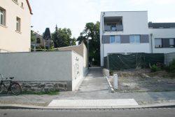 Die Schlippe an der Moeckernschen Straße nach ihrem Umbau. Foto: Ralf Julke