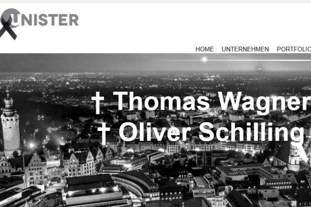Während man bei Unister trauert, fragen sich Urlauber, wie es weitergeht & ein Insolvenzverwalter sucht Investoren. Foto: Screen unister.de