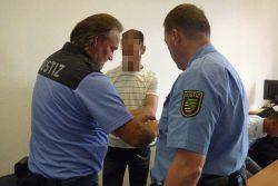 Abdelkader Y. soll einen Mitbwohner niedergestochen haben. Foto: Lucas Böhme
