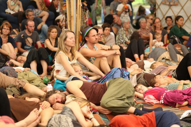 8. Ancient Trance Festival. Foto: Christina Groß