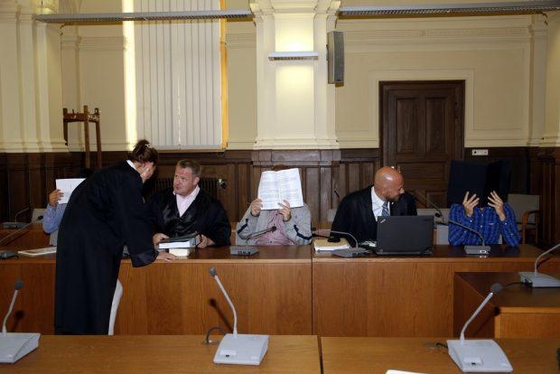 Berufungsverfahren am Landgericht. Foto: Alexander Böhm