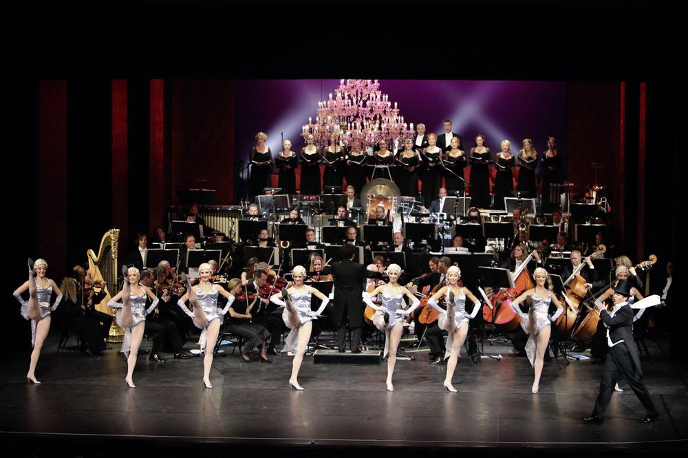 Gala in der Musikalischen Komödie. Foto: Ida Zenna