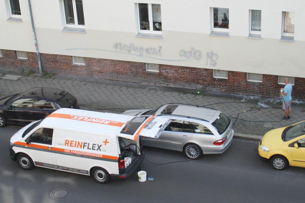 Hauptsache Kompressor. Foto: Ralf Julke