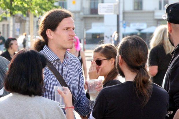 Jürgen Kasek war in den letzten Monaten bereits durch Angriffe von Legida ziemlich unter Feuer. Foto: L-IZ.de