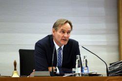 OBM Jung gab zu Bedenken dass er eigentlich gar keine Auskunft geben müsse. Foto: L-IZ.de