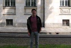 William Rambow vertritt im Stadtrat die Interessen des Jugendparlaments. Foto: René Loch